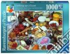 Ravensburger 19583 - Puzzle 1000 Pz - Fantasy - Colazione puzzle
