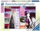 Ravensburger 19613 - Puzzle 1000 Pz - Foto E Paesaggi - Collage New York City puzzle