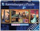 Ravensburger 19995 - Puzzle 1000 Pz - Panorama - Trittico - Sparkling New York puzzle