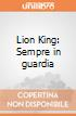 Lion King: Sempre in guardia puzzle