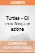Turtles - Gli eroi Ninja in azione puzzle