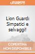 Lion Guard: Simpatici e selvaggi! puzzle