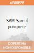 SAM Sam il pompiere puzzle