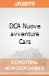 DCA Nuove avventure Cars puzzle