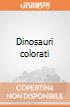 Dinosauri colorati puzzle