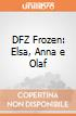DFZ Frozen: Elsa, Anna e Olaf puzzle