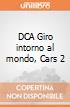 DCA Giro intorno al mondo, Cars 2 puzzle