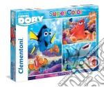 Puzzle 3x48 Pz - Alla Ricerca Di Dory puzzle