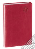 Agenda 2014 Equology Presidente 21x27 rosso ciliegia scrittura