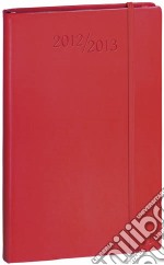 Agenda scolastica 2012/13 habana universitaire 10x15 rosso ciliegia articolo per la scrittura di Quo Vadis
