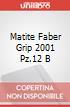 MATITE FABER GRIP 2001 PZ.12 B scrittura
