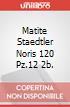 MATITE STAEDTLER NORIS 120 PZ.12 2B. scrittura