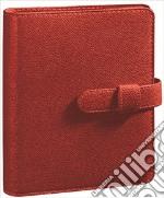 Agenda 2013 club pm miniday 7x10 rosso ciliegia