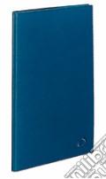 "Agenda 2013 soho italnote ""s"" 8,8x17 blu zaffiro scrittura"