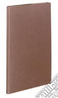 """Agenda 2013 soho italnote """"s"""" 8,8x17 marron glacé scrittura"""