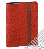 Taccuino club a righe 10x15 rosso ciliegia articolo per la scrittura di Quo Vadis