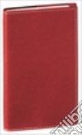 Agenda 2013 club ital b 8,8x17 rosso ciliegia scrittura