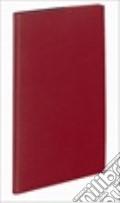Agenda 2013 soho ital b  8,8x17 rosso dali scrittura