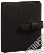 Agenda 2013 club pm carla prestige 8x10,5 nero ebano articolo per la scrittura di Quo Vadis