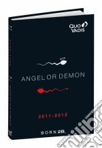 Agenda scolastica 2012/13 born 2b textagenda 12x17 angel or demon