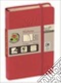 Agenda 2013 habana daily pocket 8,8x13 rosso scrittura