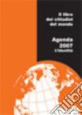 LibroAgenda dei Cittadini del Mondo 2007 art vari a