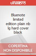 Bluenote limited edition plain nb lg hard cover black articolo per la scrittura
