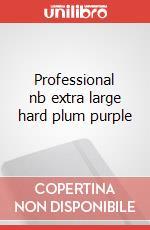 Professional nb extra large hard plum purple articolo per la scrittura