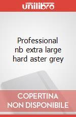 Professional nb extra large hard aster grey articolo per la scrittura