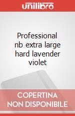 Professional nb extra large hard lavender violet articolo per la scrittura