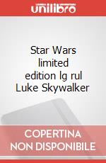 Star Wars limited edition lg rul Luke Skywalker articolo per la scrittura