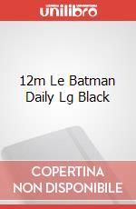 12m Le Batman Daily Lg Black articolo per la scrittura