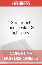 18m Le petit prince wkl LG light grey articolo per la scrittura
