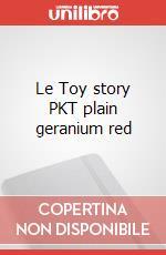 Le Toy story PKT plain geranium red articolo per la scrittura