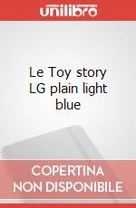 Le Toy story LG plain light blue articolo per la scrittura