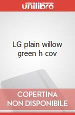 LG plain willow green h cov articolo per la scrittura
