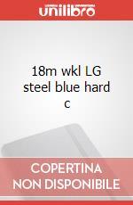 18m wkl LG steel blue hard c articolo per la scrittura