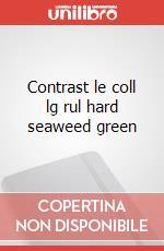 Contrast le coll lg rul hard seaweed green articolo per la scrittura