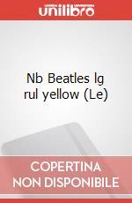 Le Nb Beatles lg rul yellow articolo per la scrittura