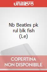 Le Nb Beatles pk rul blk fish articolo per la scrittura