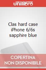 Clas hard case iPhone 6/6s sapphire blue articolo per la scrittura