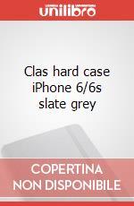 Clas hard case iPhone 6/6s slate grey articolo per la scrittura