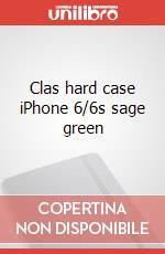 Clas hard case iPhone 6/6s sage green articolo per la scrittura