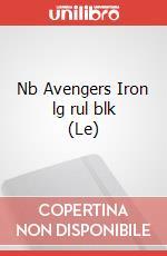 Le Nb Avengers Iron lg rul blk articolo per la scrittura