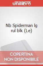 Le Nb Spiderman lg rul blk articolo per la scrittura