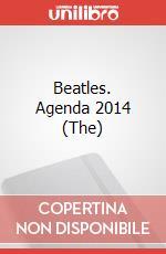 The Beatles. Agenda 2014 articolo per la scrittura