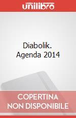 Diabolik. Agenda 2014 articolo per la scrittura