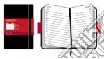 Agenda Moleskine Giornaliera Pocket - Copertina Rigida Nera articolo per la scrittura