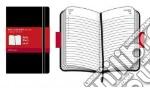 Agenda Moleskine Giornaliera Pocket - Copertina Morbida Nera articolo per la scrittura