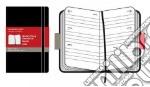 Agenda Moleskine Settimanale Orizzontale POCKET - Copertina Rigida Nera articolo per la scrittura